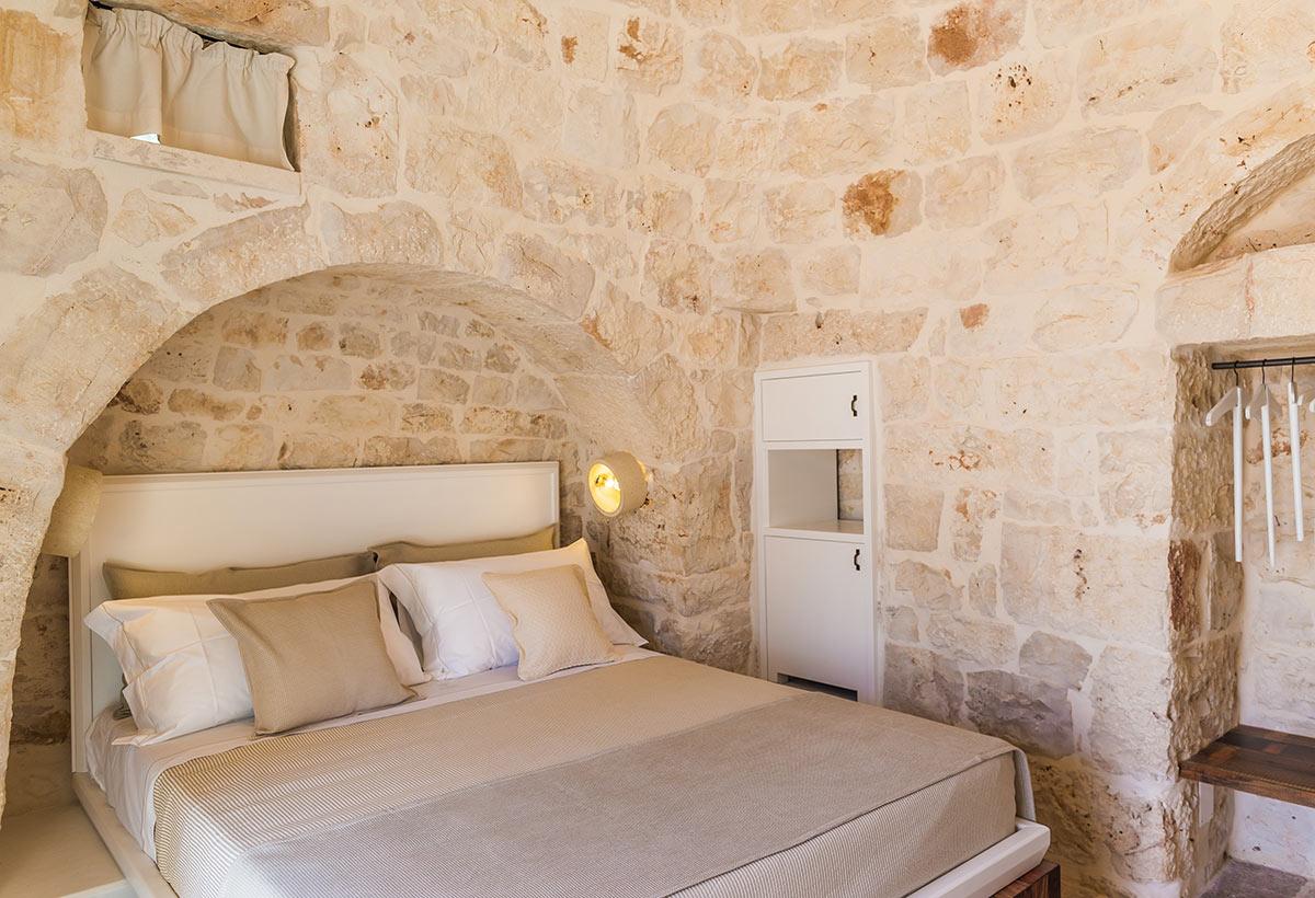Trulli deluxe an hospitality made in puglia borgo canonica - Mini camere da letto ...